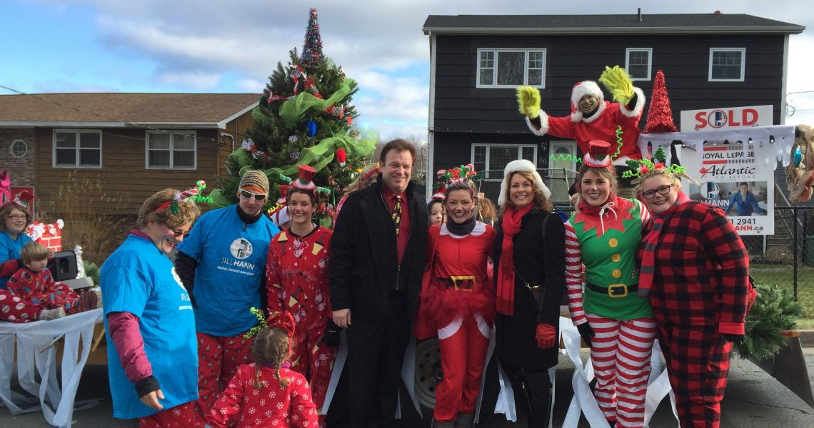 Annual Spryfield Christmas Parade