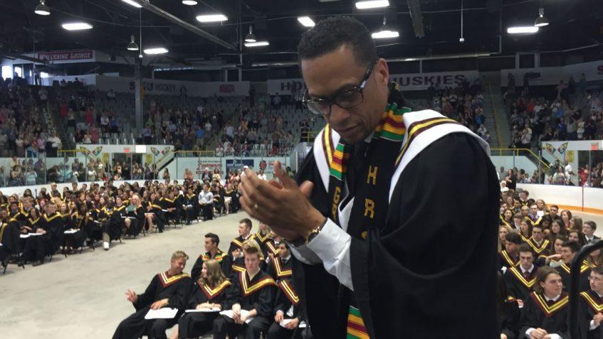 Citadel High Graduation 2016