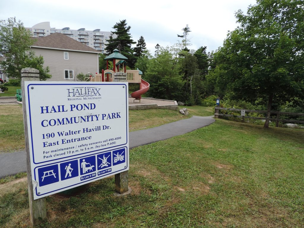 Hail-Pond-Community-park