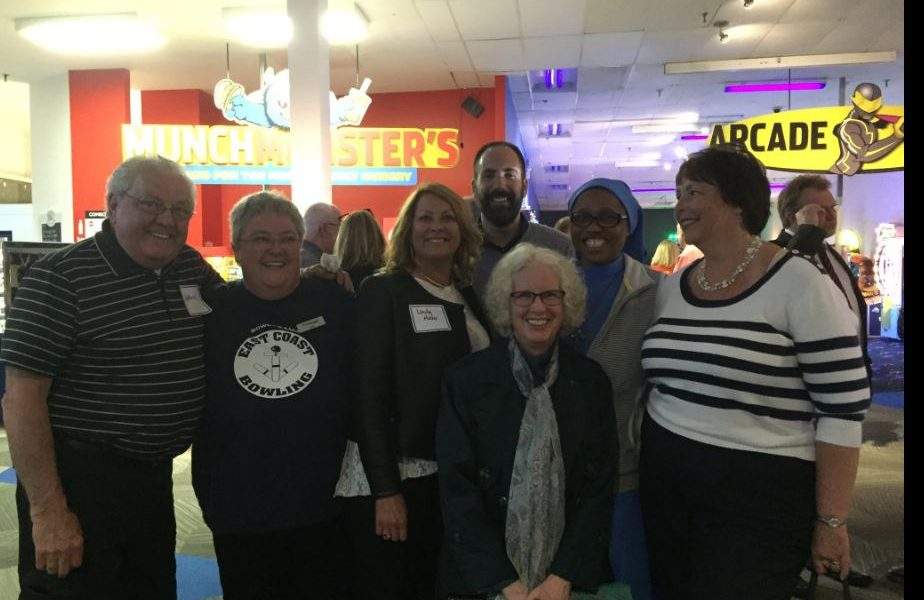 Halifax Chamber showcasing Spryfield Bowlarama Business After Hours Event