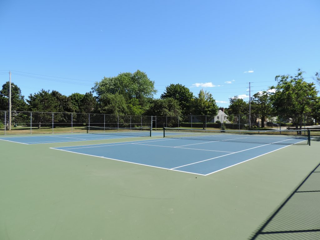 Westmount Tennis Courts